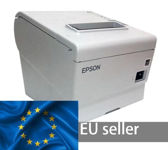Epson TMT88V Thermal Printer (RS232 DB25 + USB interface + CASH DRW) EU seller