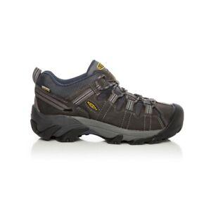ab8ac7f8bd Keen Targhee II Waterproof Men's Hiking Shoe - Gargoyle/Midnight ...