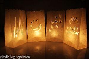 10-20-PAPER-LANTERN-BAG-TEA-LIGHT-CANDLE-DECORATION-WEDDING-PARTY-ENGAGEMENT