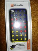 Ipod Touch 4 Hard And Soft Case By Xtreme Mac