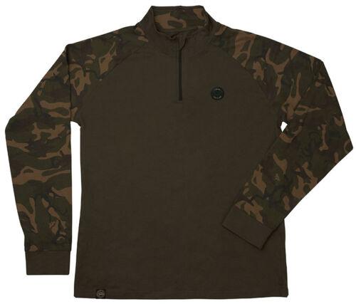 Fox Chunk Camo//Khaki Edition Longshirt super bequem ansehen