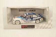 1:18 UT / AUTOart #39633 - BMW M3 GTR 24th Daytona - RARITÄT - Neu in OVP