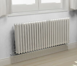 Electric Cast Iron Style Wall Mounted Traditional Column