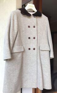 online store f106c 05370 Dettagli su Cappotto bambina 8 Anni Brand SIMONETTA