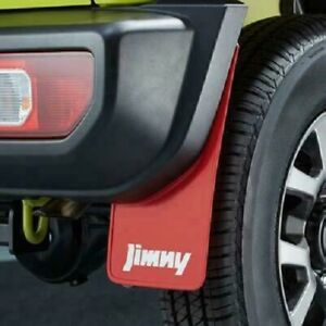 Suzuki Jimny GJ 2019 Schmutzfänger Spritzschutz Spritzlappen hinten Original