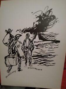 stampa-in-litografia-originale-anni-50-RENATO-GUTTUSO-emigrazione-disoccupazione