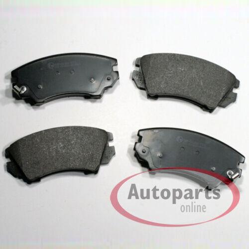 Bremsbeläge Bremsklötze Bremsen für vorne* Mitsubishi Outlander 2 II