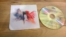 CD Rock ZZZ - Running With The Beast (3 Song+2 Video) Promo EXCELSIOR / ANTI-