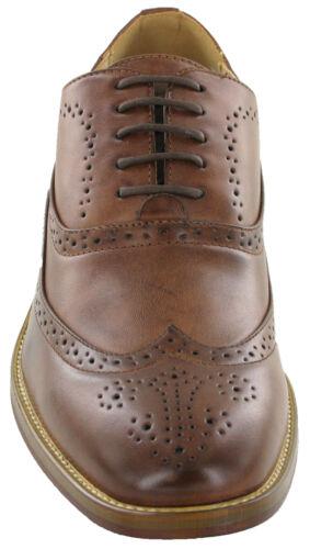Hommes En Chaussures Goor Élégante Bureau Travail Cuir Richelieu Lacet Doublure Aqd5wf5