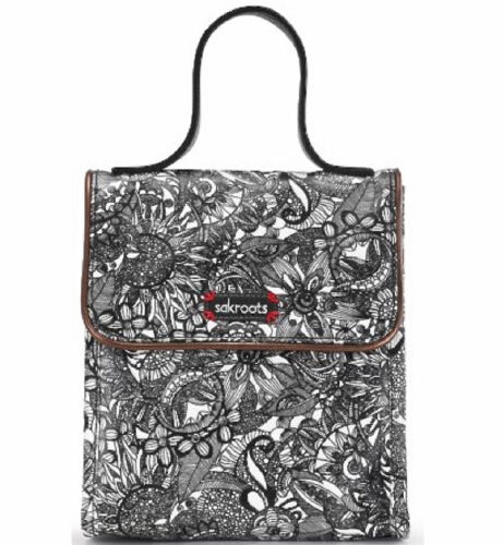NWT SAKROOTS ARTIST CIRCLE LUNCH BAG