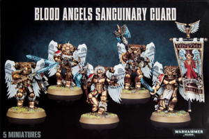 Warhammer-40-000-Blood-Angels-Sanguinary-Guard-Bits