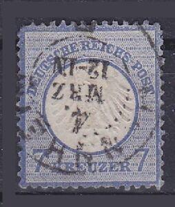 Breast Shield Mi No. 10 Round With K1 Gest German Reich 1872