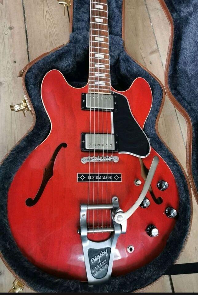 Elguitar, Gibson Rich Robinson Gibson es 335 LMTD 477 /500