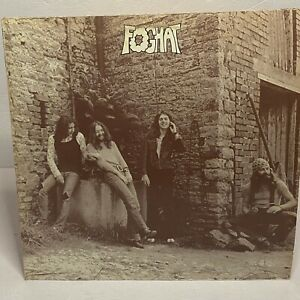 Foghat - DEBUT ALBUM: Bearsville 1972 Vinyl LP Album (Hard Rock)