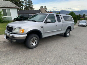 2002 F150 4x4/ excellent condition Low Kms