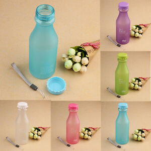 550ml-sin-BPA-Bicicleta-Deportivo-Unbreakable-Plastico-Botellas-De-Agua-Novelty