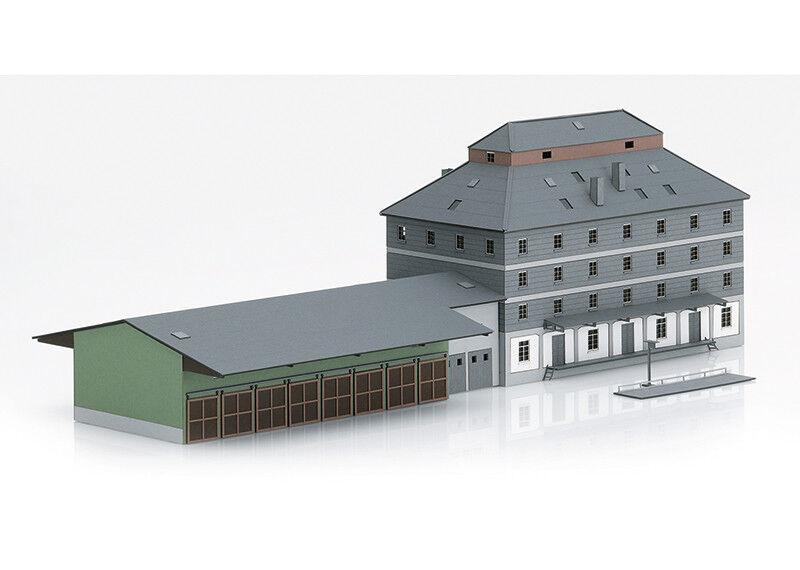 Trix Spur N 66324 Bausatz Raiffeisen Lagerhaus NEU OVP  | Rabatt