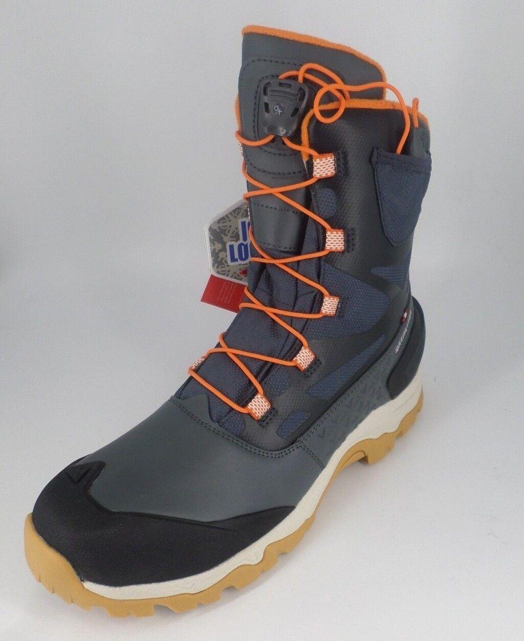 Dachstein botas de invierno de hombre schneespur DDS II gris NH07 28 salew