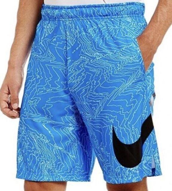 Nike Herren Dry Academy 18 Shorts schwarz (blackwhite) M