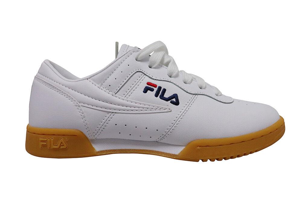 Damen Fila Original Fitness - 00102616I - Weiß Gummi