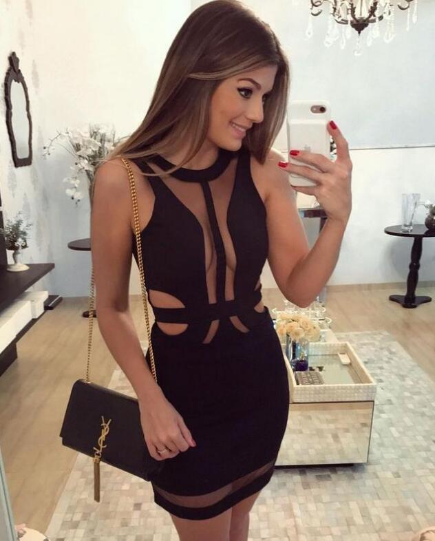 Luxury Bandage dress SIZE SMALL