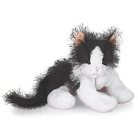 Webkinz Plush Black And White Cat Hm016 With Code