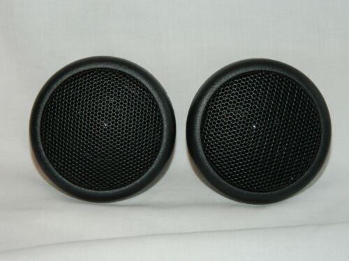 """Hot Tub Waterproof// Spa Marine Speaker Bathroom Vidsonix 2/"""" Black PAIR"""