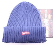 Supreme F//W 2017 Loose Guage Arc Beanie Box Logo