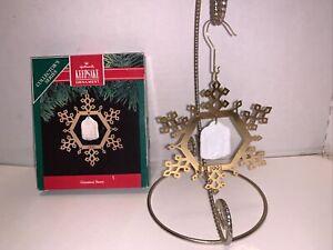 Hallmark Keepsake Ornament Greatest Story 2nd In Series 1991