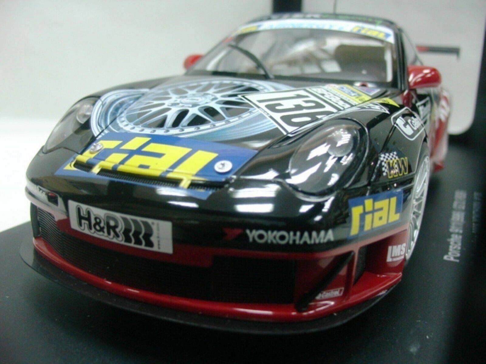 WOW EXTREMELY  RARE Porsche 996 911 GT3RSR VLN Nurburgbague 2005 1 18 Auto Art-997  meilleur prix