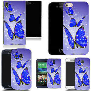 art-case-cover-for-All-popular-Mobile-Phones-blue-alluring-butterflies-silicone