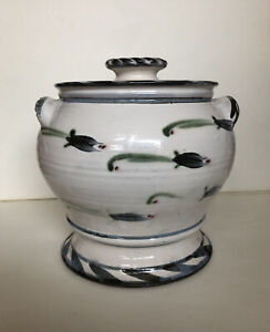 Lilliesleaf Scottish Borders Pottery : Linda Kinsman Blake : Tureen : Soup Pot