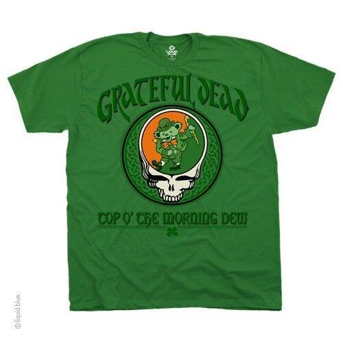 Nouveau Grateful Dead Rosée du matin T Shirt