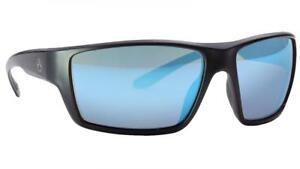 92f18543ac Image is loading MAGPUL-Terrain-Sunglasses-Polarized-Matte-Black-w-Rose-