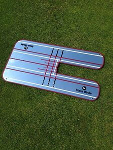 Details about New design JL Golf putting mirror Alignment Training Aid  swing trainer eye line
