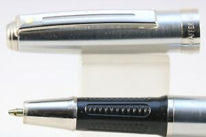 Nos Sheaffer Prelude No. 9221 Brushed Chrome Mpi Pen, Nt