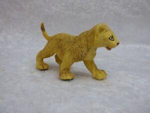 6,5cm x7cm refC40 Figurine SAFARI LTD MIAMI 1997 SINGE CHIMPANZE ET SON BEBE