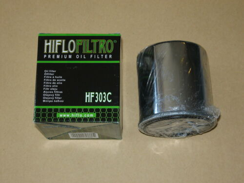Ölfilter Hiflo Honda VT 600 PC21 chrom *NEU*