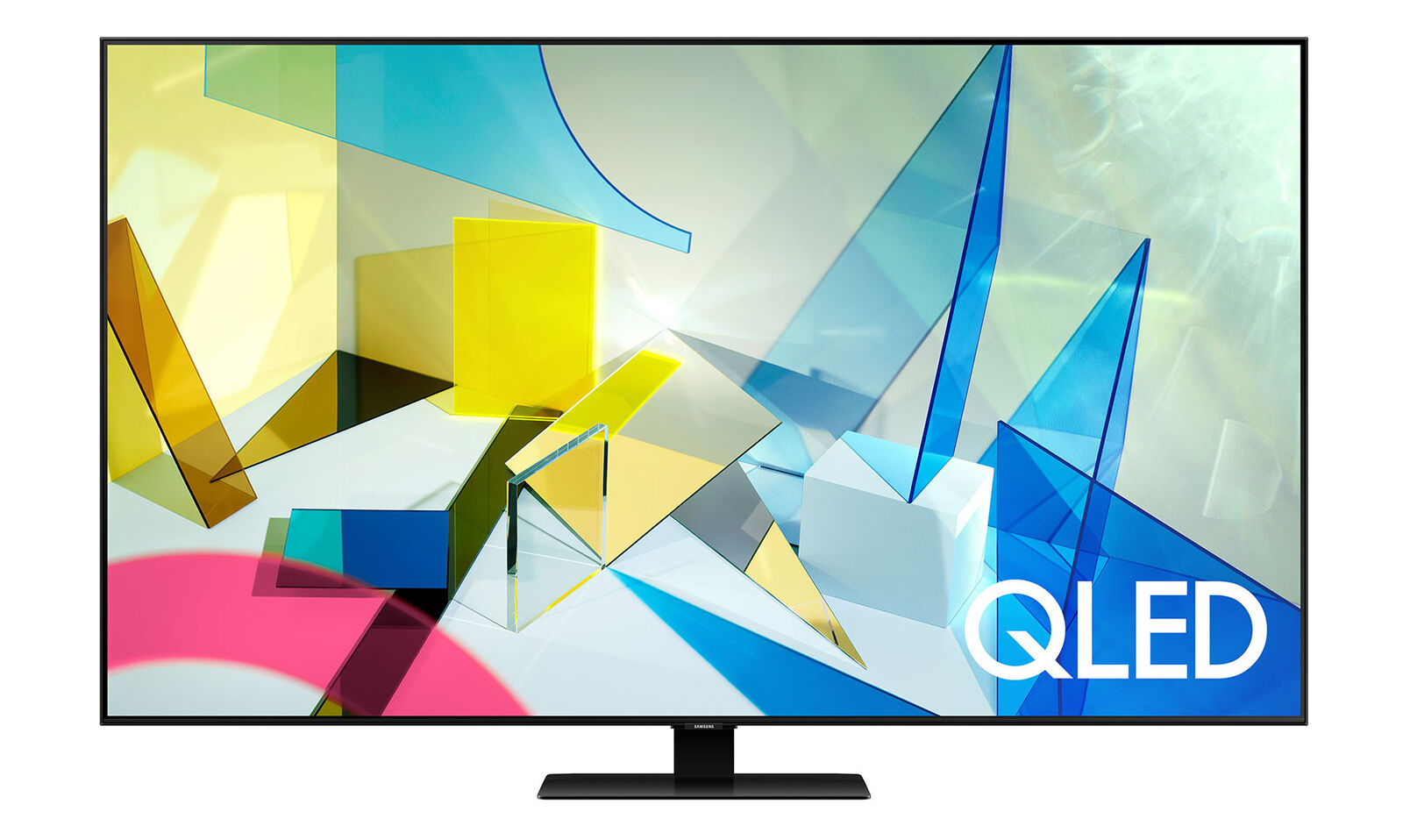 Samsung QN85Q80T 85 4K QLED Smart TV - Titan Black. Available Now for 2749.00