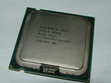 Intel Xeon X3210 2.13GHZ / 8M / 1066FSB CPU / Processor  SLACU