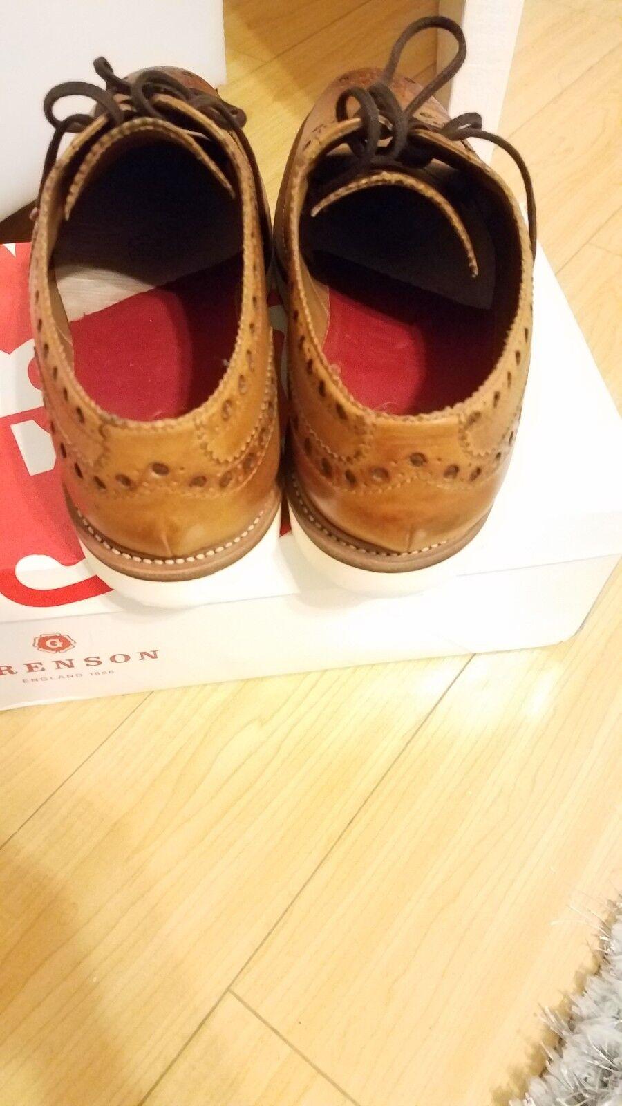5e5eb8ba90bf ... Men Grenson Oxford shoes size 12 12 12 leather fe636b ...