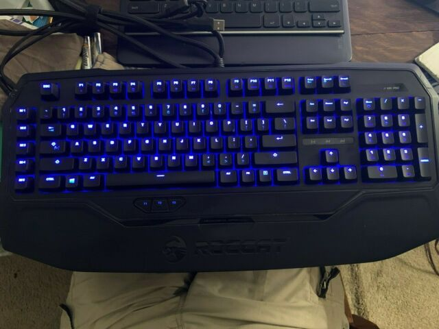Roccat Ryos Mk Pro Mechanical Uk Layout Gaming Keyboard With Per Key Illuminatio For Sale Online Ebay