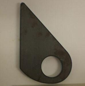 2-Weld-On-Heavy-Duty-Steel-Ramp-Gate-Holder-Hinges-Equipment-Trailer