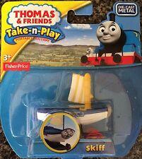 NIB Fisher-Price Thomas The Train Take-N-Play Pirate Skiff Train