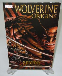 Wolverine-Origins-Savior-Volume-2-Logan-Marvel-Comics-TPB-Trade-Paperback-New