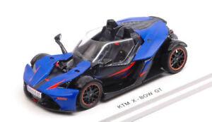 KTM X-Bow GT blau / schwarz 2016 - 1:43 Spark