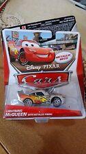 CARS - LIGHTNING MCQUEEN SAETTA with Metallic Finish  Mattel Disney Pixar Dinoco