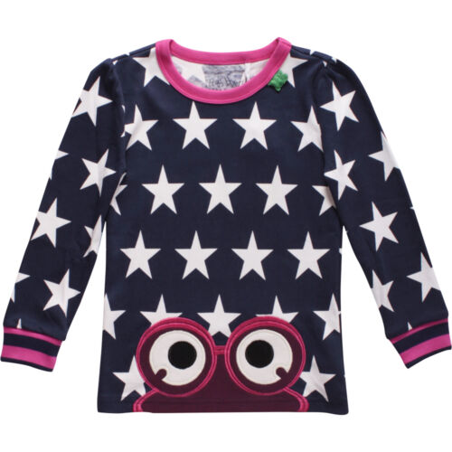 Fred´s World Shirt Gr 86 92 104 oder 110  Neu Bio Cotton Gots 16-30 /%