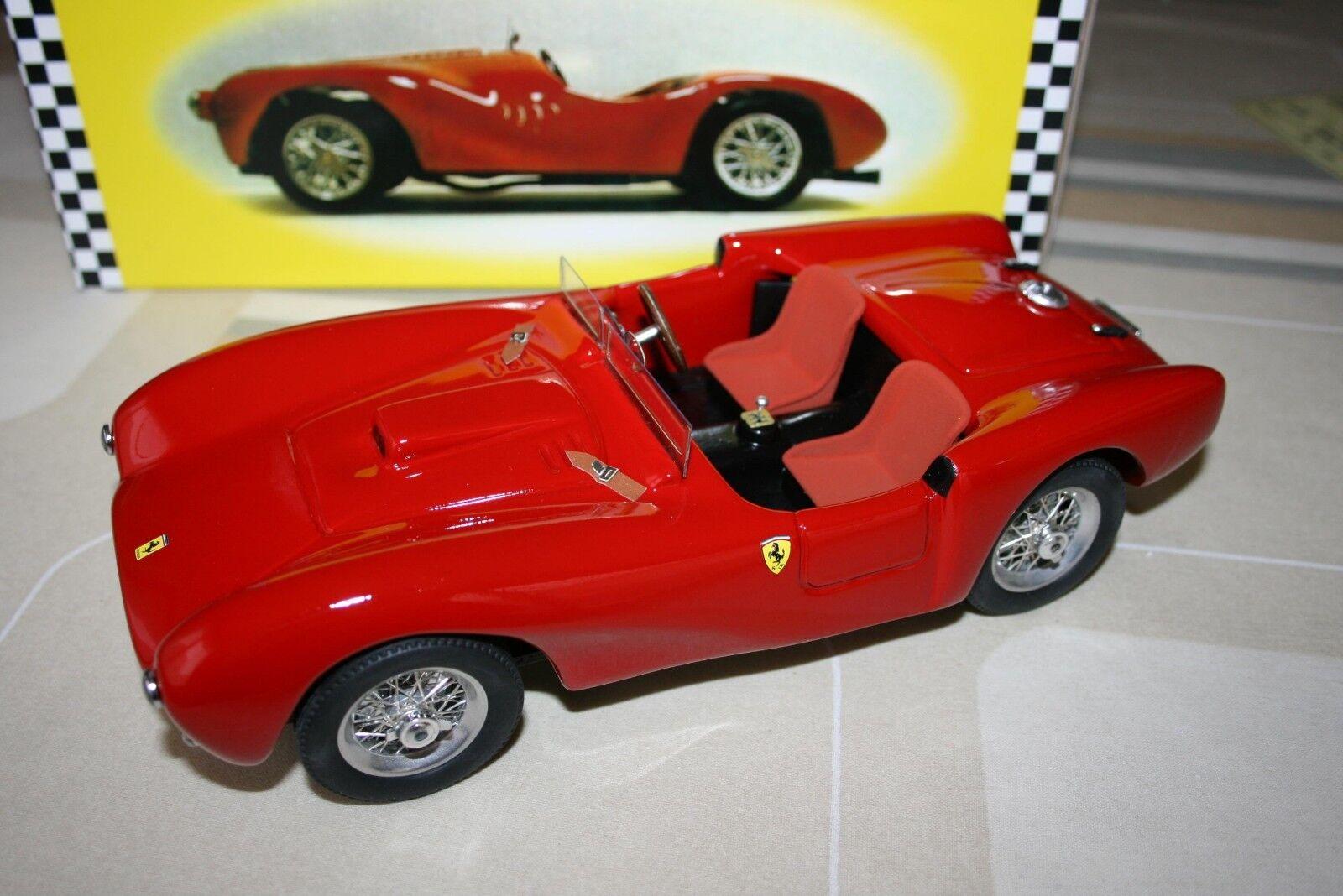 Ferrari Rosso Model 1 18 375MM Kimberley's New in original box 300 pieces