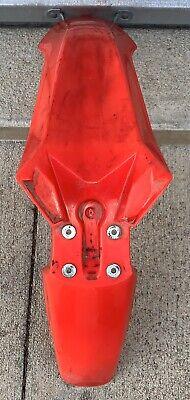 Motorrad-/Ölfilter Abdeckkappe f/ür CRF250R 2010-2016 Rot